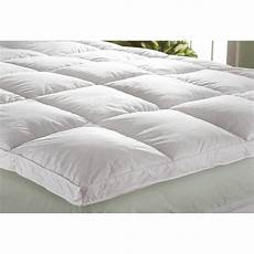 4 quot top feather bed 178893 mattress toppers at