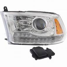 2017 Wrx Bulb Size Chart Hid Headlight For 2016 2017 Ram 1500 Left Chrome Interior