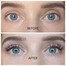 nouveau lashes svs lash treatment review before after