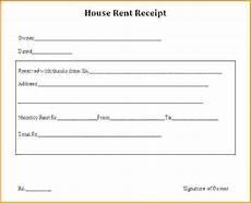 Rent Receipt India Rent Receipt Formats India C Punkt