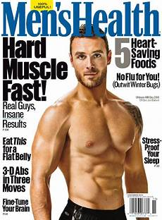 Men S Health Chart Men S Health Magazine Men S Guide To Health