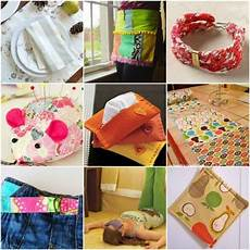 18 projects to upcycle leftover fabric scraps