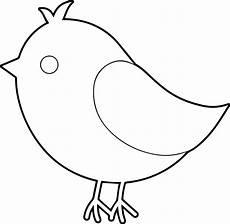 simple bird line drawing at getdrawings free
