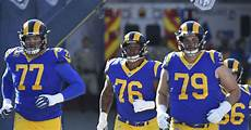 Depth Chart La Rams What Roster Gaps Should The La Rams Prioritize This
