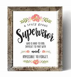 What Makes A Great Supervisor A Great Supervisor Is Hard To Find Printable Supervisor