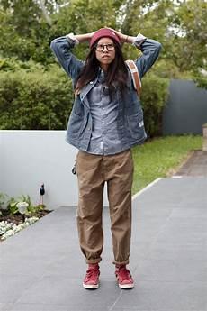ambitious tomboy style qwear fashion