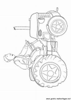 ausmalbilder traktor mit pflug ausmalbilder