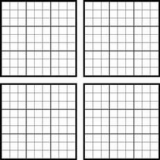Sudoku Printable Grids Printable Sudoku Grids Have Fun Anytime
