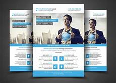 Business Flyer Creator Corporate Business Flyer Template Flyer Templates