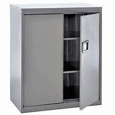 sandusky stainless steel paddle lock storage cabinet