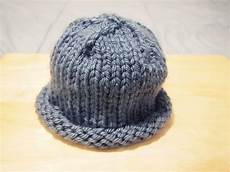 knitting hat 3 ways to knit an easy hat wikihow