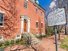 Robert E Lee S Childhood Home Up For Sale In Alexandria