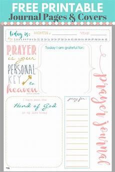 Prayer Template Start A Prayer Journal For More Meaningful Prayers Free