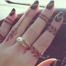 Henna Ring Designs Mehendi Henna Fingers Unique Cute Design красивые