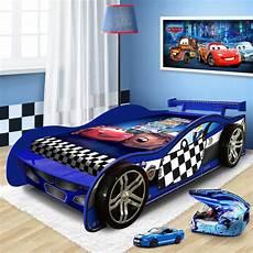 car bed racing bed blue oli ola oliandola