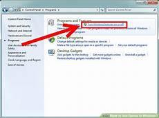 7 sizzling ways to add 4 ways to add to windows 7 wikihow