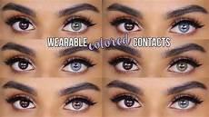 Light Brown Contact Lenses For Dark Eyes Realistic Colored Contact Lenses For Dark Eyes Desio