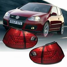 Vw Golf Gti Lights 06 09 Volkswagen Mk5 Golf Gti Rabbit Led Lights