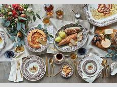 11 Festive Thanksgiving Table Ideas