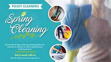 Cleaning Services Ads Create Spring Cleaning Ads For Free Postermywall