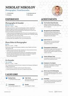 Resume Exampel The Best 2019 Fresher Resume Formats And Samples