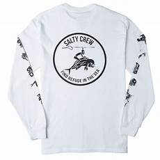 salty crew sleeve gresatek salty crew mahi cowboy pocket sleeve t shirt white lg