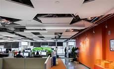 Open Office Light Ceiling System Enhances Open Office Design 2017 11 08