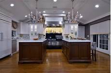 kitchens with 2 islands two islands are better than one traditional kitchen