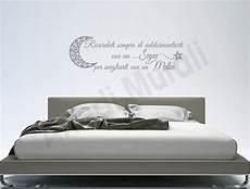 wall stickers da letto adesivi da parete frase da letto arredi murali