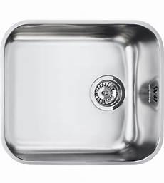lavello ad incasso smeg lavello ad una vasca um45 finitura acciaio inox