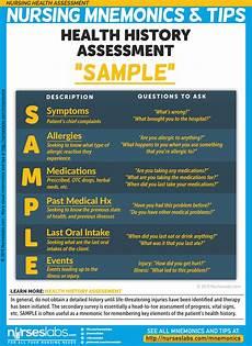 Example Of Assessment Nursing Health Assessment Mnemonics Amp Tips Nurseslabs