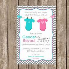 Free Printable Gender Reveal Invitations 15 Gender Reveal Invitations Printable Psd Ai Eps