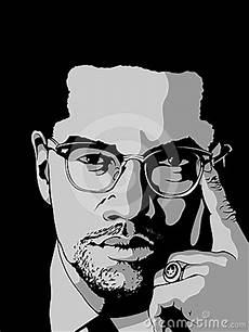 Malcolm X Designs Malcolm X Editorial Stock Image Image 24597474