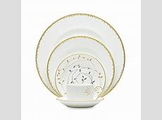 Vera Wang Wedgwood® Gilded Leaf Dinnerware Collection
