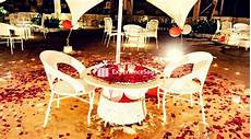 Waterside Restaurant Ahmedabad Candle Light Dinner Romantic Candlelight Dinner By The Beach Bhayander West