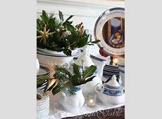 Christmas Dinnerware Giveaway   StoneGable