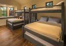 custom bunk beds perpendicular cape cod king
