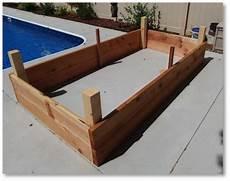 diy cedar raised garden bed cedar raised garden beds