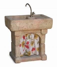 lavelli da giardino lavello da giardino garda fontane a muro e lavelli nel