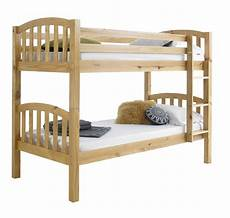 american traditional wood bunk bed 3ft single with colour