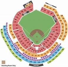 Washington Nats Stadium Seating Chart Nationals Park Seating Chart Washington Dc