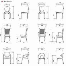 sgabelli bar dwg sedie 2d in prospetto dwg chairs in the prospect
