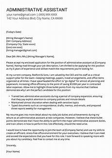 Letter Of Recommendation Administrative Assistant 30 Letter Of Recommendation Administrative Assistant