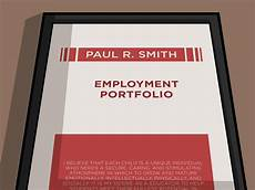 Creating A Portfolio How To Develop A Professional Portfolio 3 Steps With