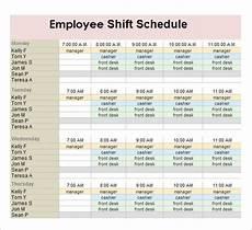 Work Schedule Creator Free Free18 Employee Schedule Samples In Google Docs Google