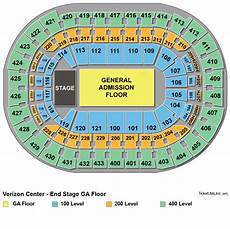 Verizon Chart Verizon Center Tickets Events Seating Chart Ticketcity