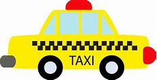 Taxi Yellow Light Clip Yellow Car Clipart Free Download On Clipartmag