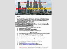 Property Investors Club   Making Money From Property