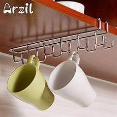 universal mug holder coffee tea cup rack storage kitchen