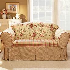 sure fit sofa slipcovers country floral shop your way
